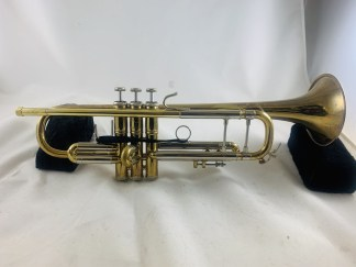 Used Bach Stradivarius 180-37 Bb Trumpet SN 241937