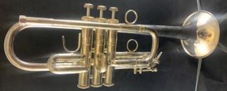 Used Bach Stradivarius 236 D Trumpet SN 89419