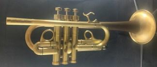 Used Harrelson VPS Summit Eb Trumpet