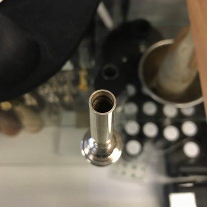 Used Stomvi Flex 1.5DVR Trumpet Mouthpiece