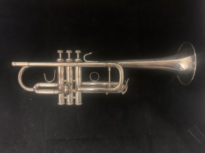 Used B&S Challenger II Model 3136/2 C Trumpet SN 015149