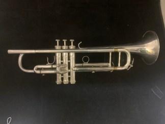 Used Calicchio U1S7 Bb Trumpet SN 6020