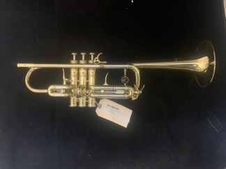 Used Courtois Prestige C Trumpet SN 70483