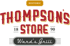 Historic Thompson's Store and Ward's Grill