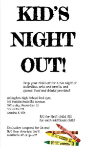 Kids Night Out 00