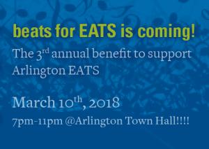 Arlington EATS Beats 2018