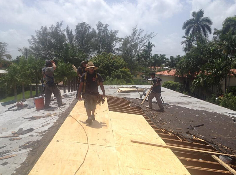 Project Miamioceanfront1 Thompson S Roofing Inc