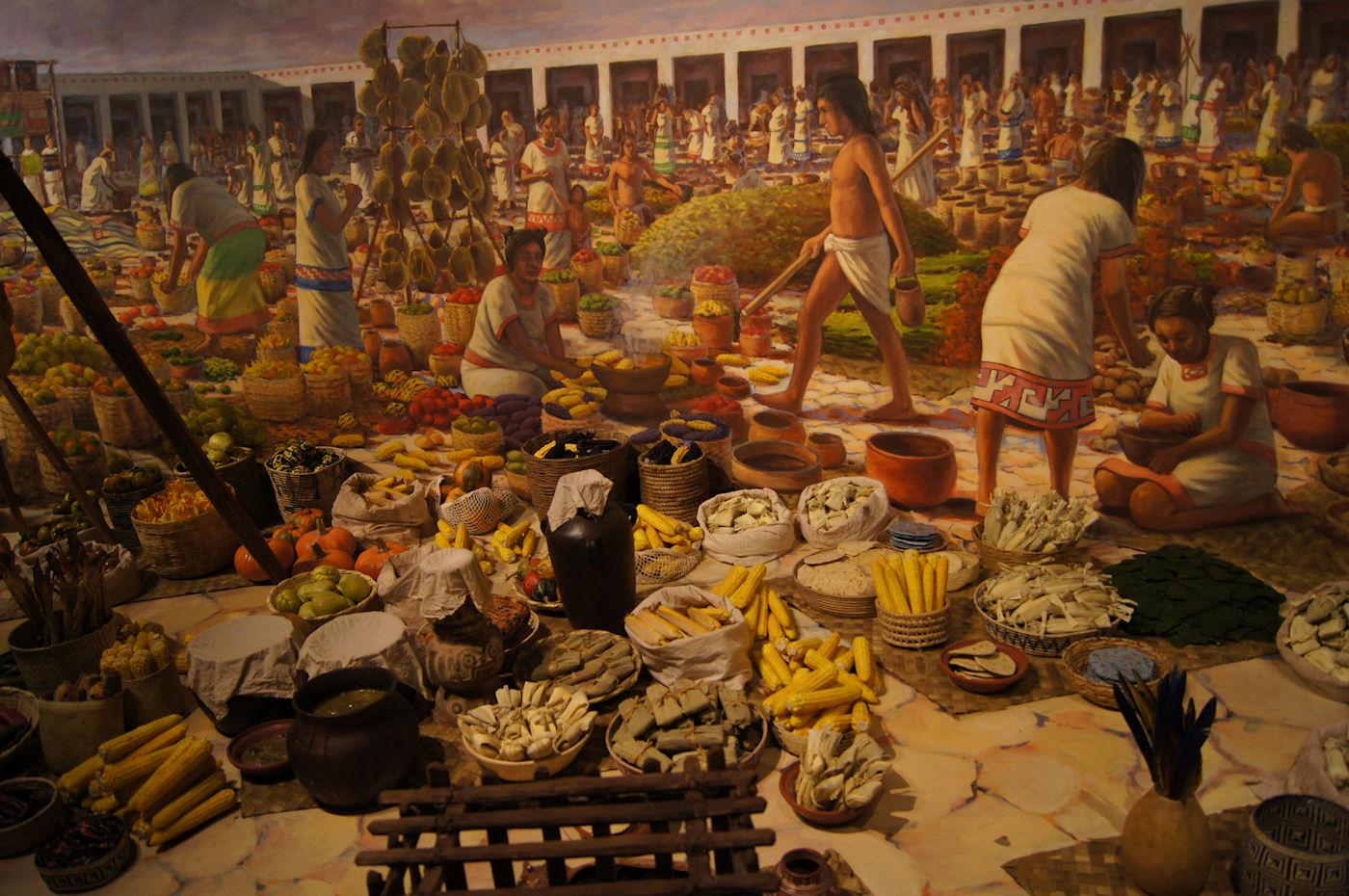 Pre Colonial Food