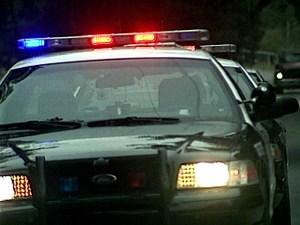 Police car light bar code 3