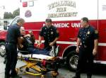 Petaluma Fire Department ambulance