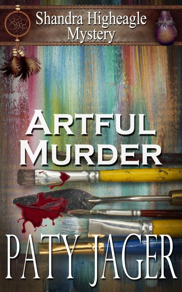 Artful Murder 5x8