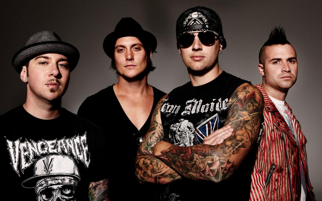 Incoming: Avenged Sevenfold @ Centre Bell (Montréal)