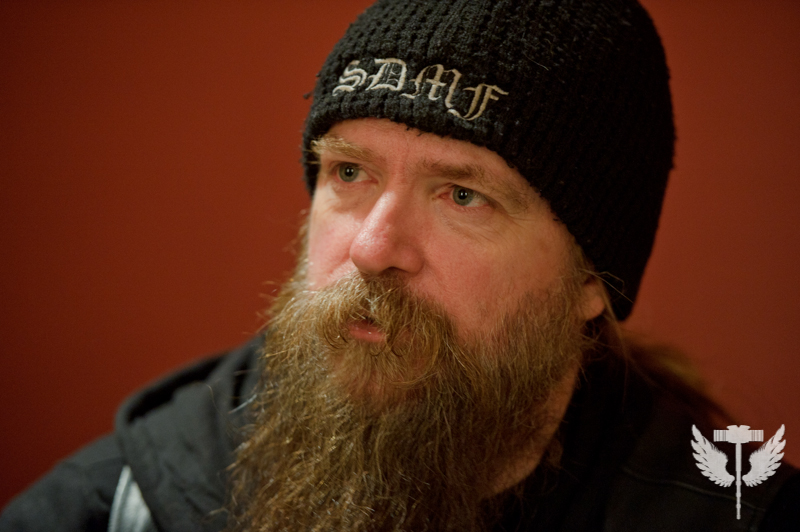 En Entrevue: Zakk Wylde (Black Label Society)