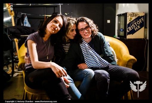 En entrevue : Théodore, Paul et Gabriel @ Toulouse