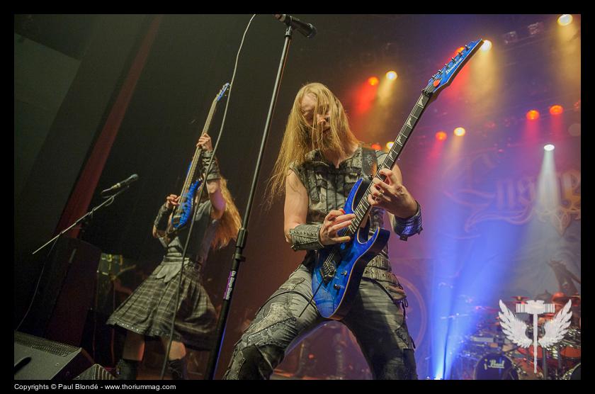 Ensiferum + Korpiklaani @ Club Soda (Montréal)