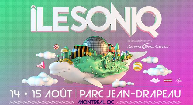 Incoming: Île Soniq @ Parc Jean-Drapeau (Montréal)