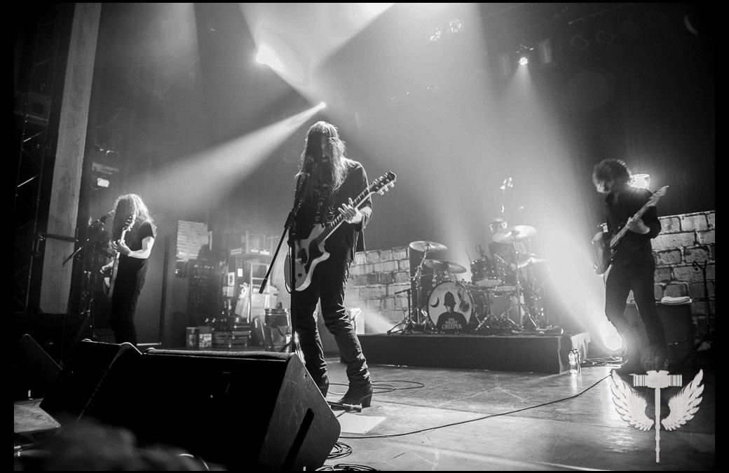 Uncle Acid & The Deadbeats @ Théâtre Corona (Montréal)