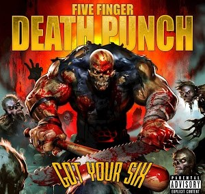 Critique d'album: Five Finger Death Punch – Got Your Six