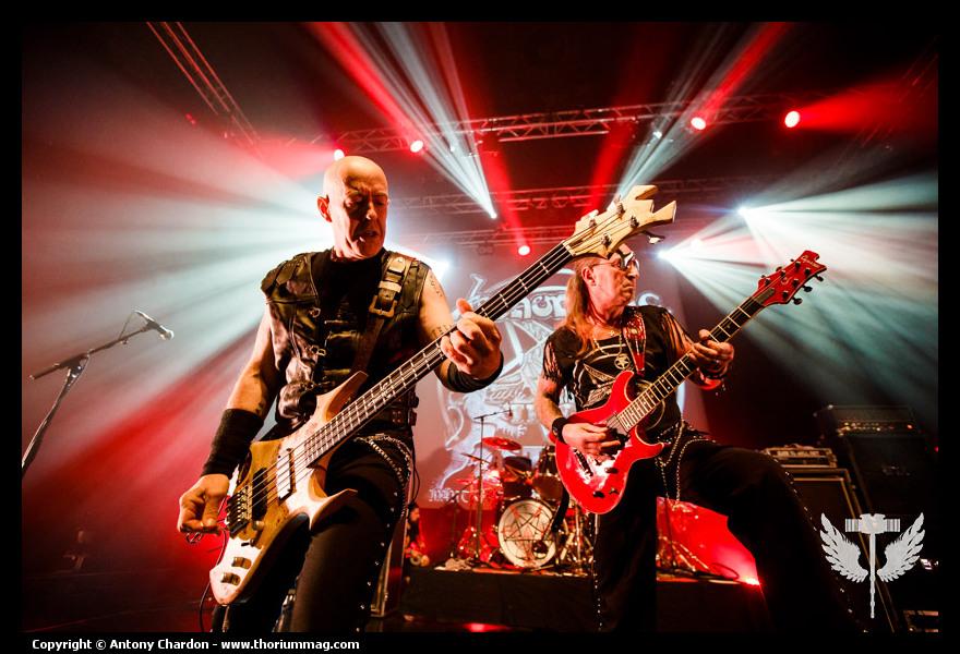 Venom Inc. + Vader @ Le Metronum (Toulouse)