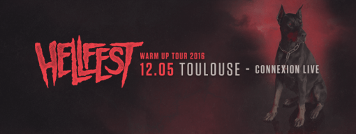 Incoming : Warm Up Hellfest @ Connexion Live (Toulouse)