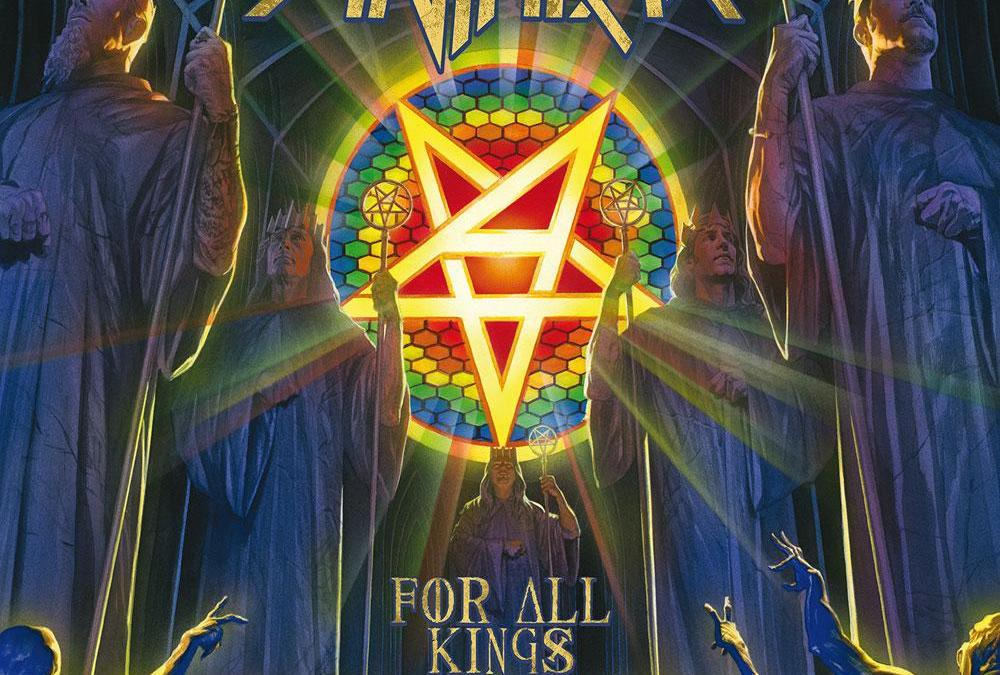 Critique d'album: Anthrax – For All Kings