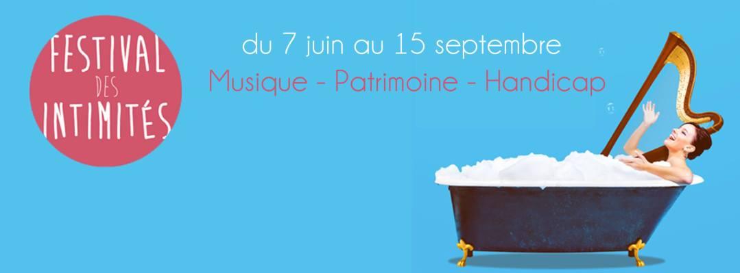 Festival des Intimités @ Toulouse : la billeterie est ouverte !