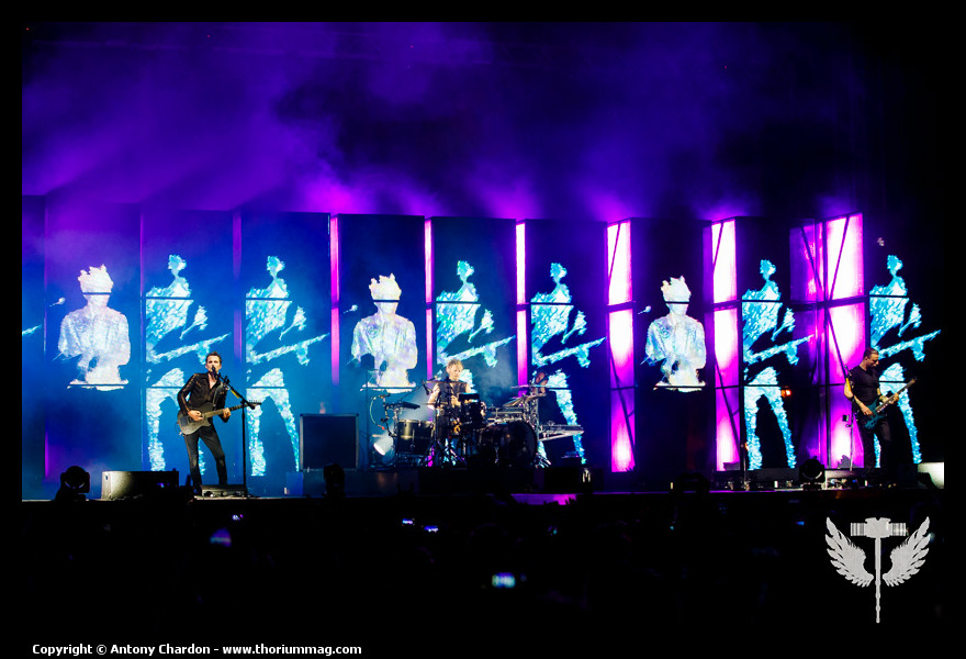 Muse + Ghinzu + Synapson + X Ambassadors + … @ Festival Garorock 2016 (Jour 1)
