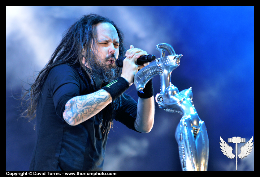 Korn + Jane's Addiction + Baby Metal + Biffy Clyro + … @ Download Festival France (Jour 2)