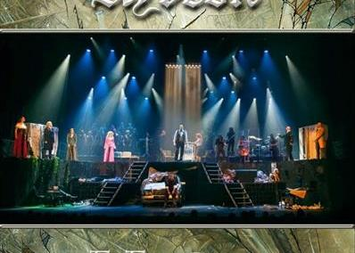 Ayreon – The Theater Equation Critique d'album
