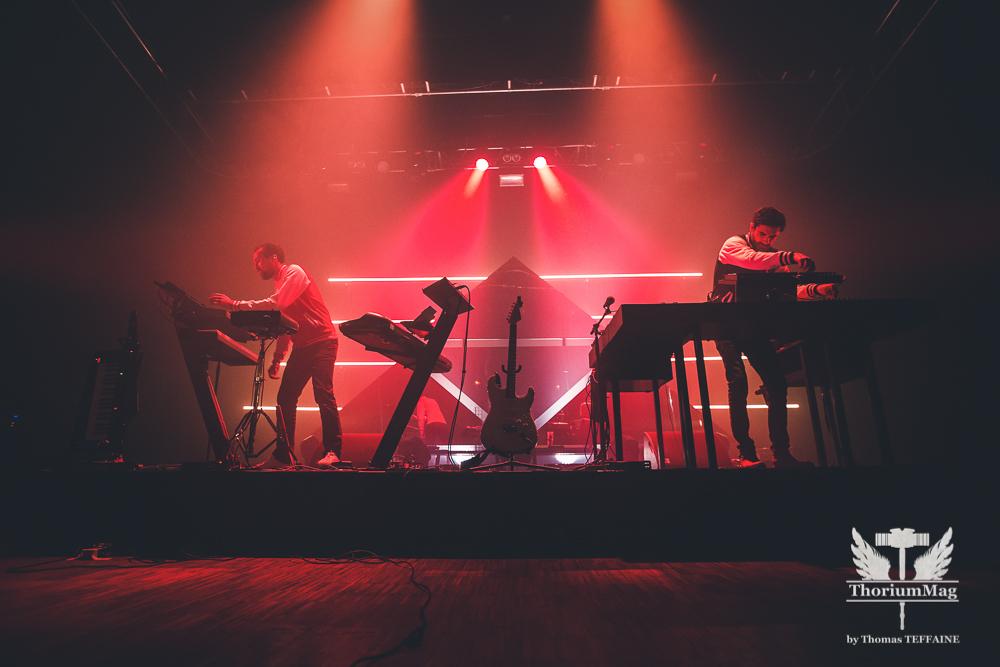 Synapson + Arigato Massai (Photos) @ Le Bikini (Toulouse)