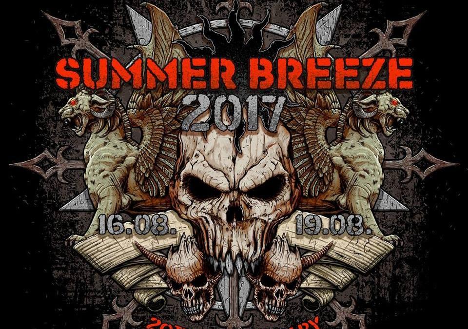 Summer Breeze 2017 : Les premiers noms dévoilés.