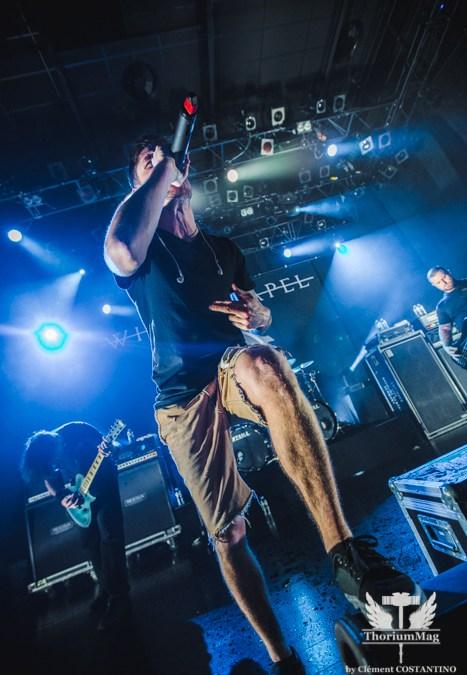 Impericon Never Say Die! Tour 2016 @Le Metronum (Toulouse)