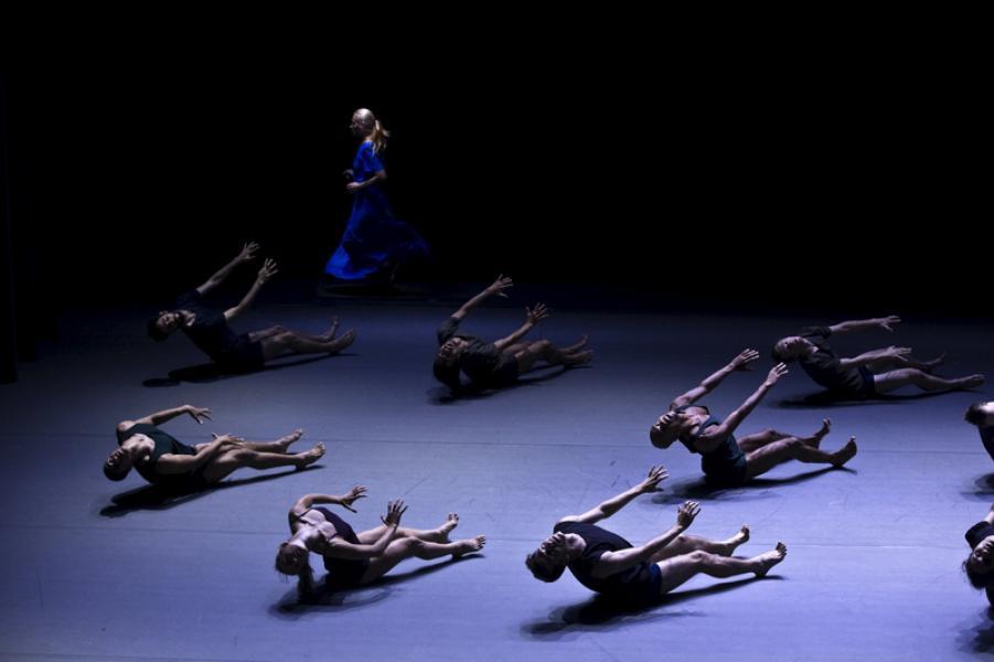 Batsheva Dance Company @ Théâtre Maisonneuve (Montréal)