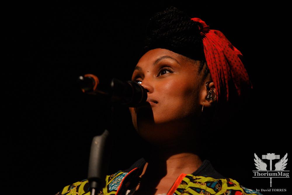 Imany (Photos) @ Festival Les Ptits Bouchons (Gaillac)