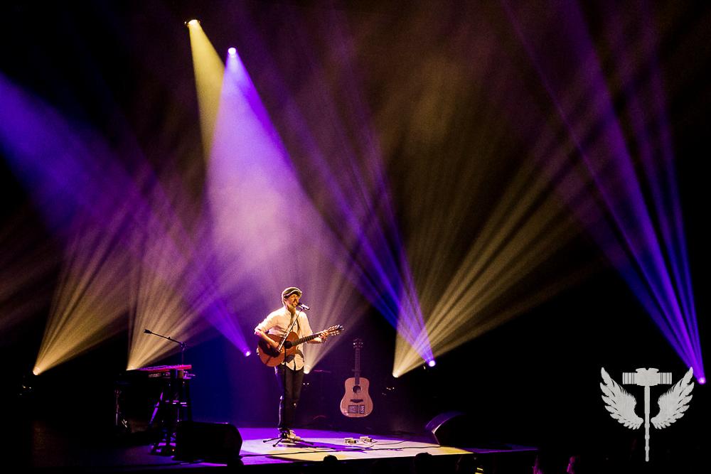 Jason Mraz @ Théâtre St-Denis (Montréal)