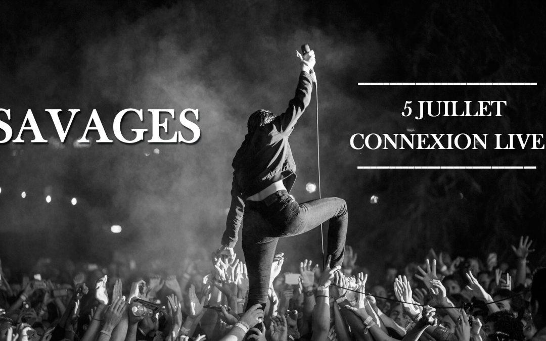 Concours Savages @ Le Connexion Live (Toulouse)