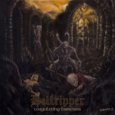 "<span class=""entry-title-primary"">Hellripper – Coagulating Darkness</span> <span class=""entry-subtitle"">Album</span>"