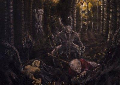 Hellripper – Coagulating Darkness Album