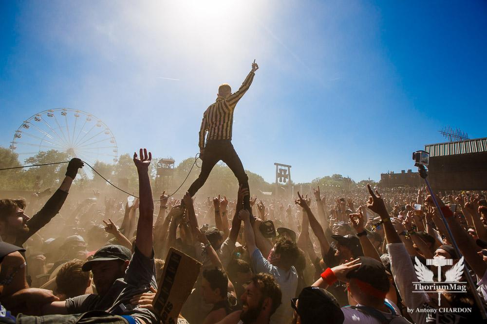 Aerosmith + Suicidal Tendencies + Airbourne + Primus + Ultra Vomit + … Jour 2 @ Hellfest Open Air Festival 2017