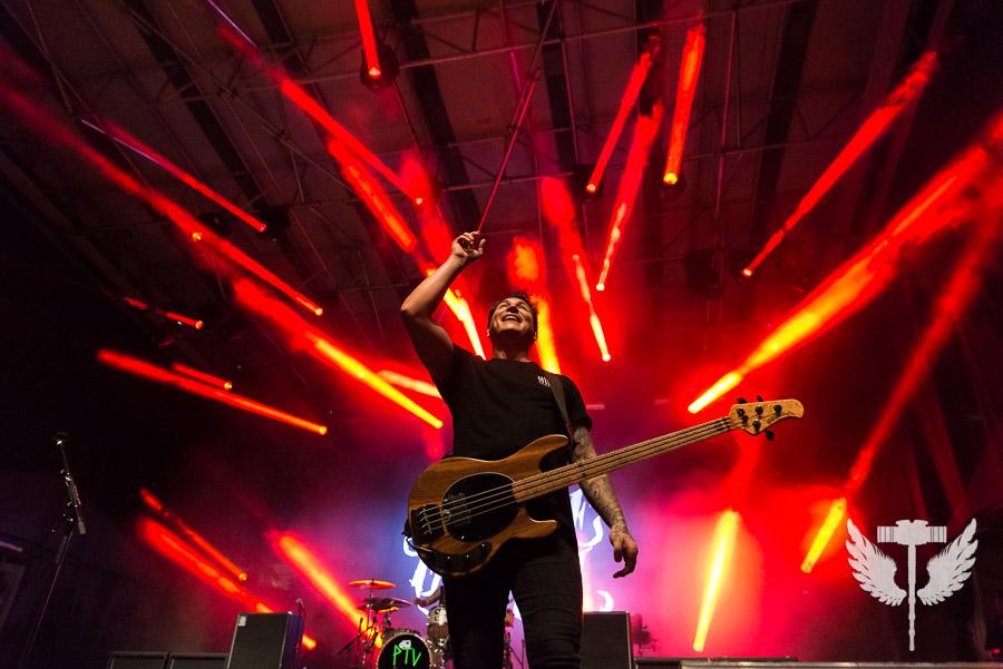Pierce The Veil + Single Mothers + Never More than Less Samedi 8 juillet @ Festival d'Été (Québec)