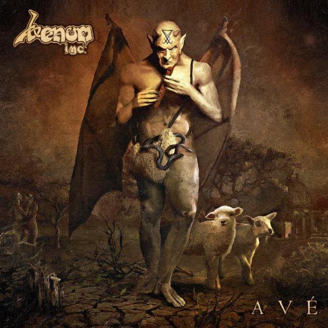 Venom Inc – Avé Album