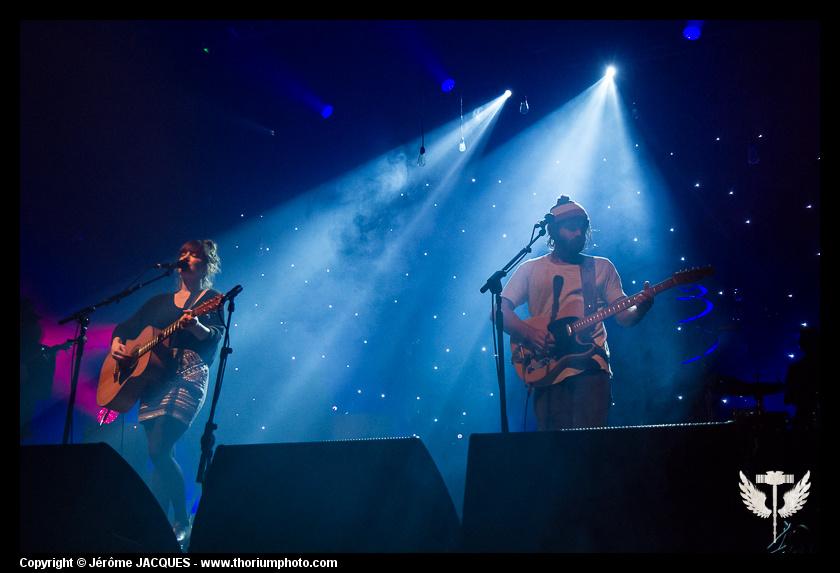 Angus & Julia Stone + Isaac Gracie @ Le Zénith (Toulouse)