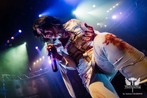 "<span class=""entry-title-primary"">Lacuna Coil + Cellar Darling + Sinheresy</span> <span class=""entry-subtitle"">@ Le Metronum (Toulouse)</span>"