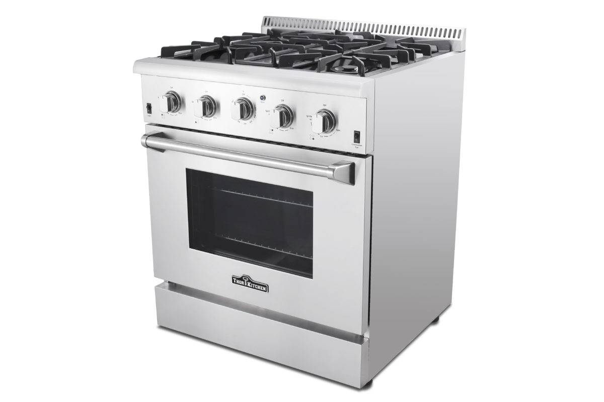 Image result for HRG3026U 30″ PROFESSIONAL STAINLESS STEEL GAS RANGE