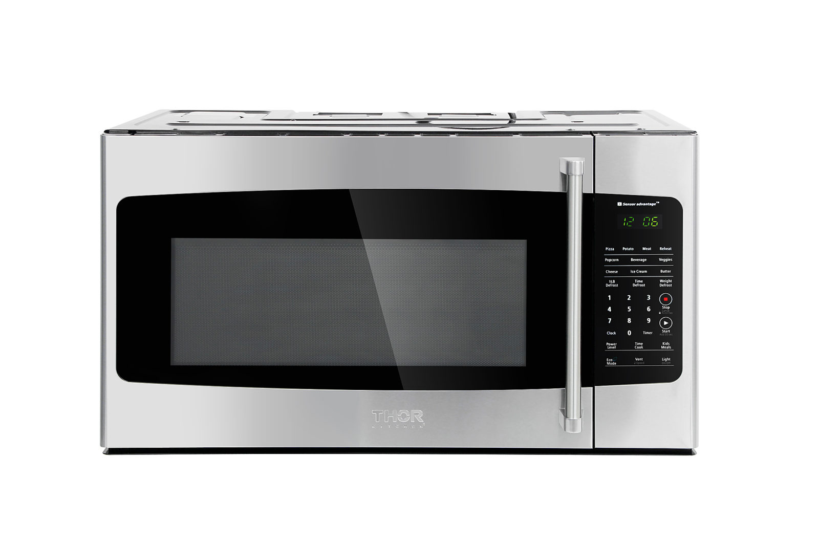 what is over the range microwave