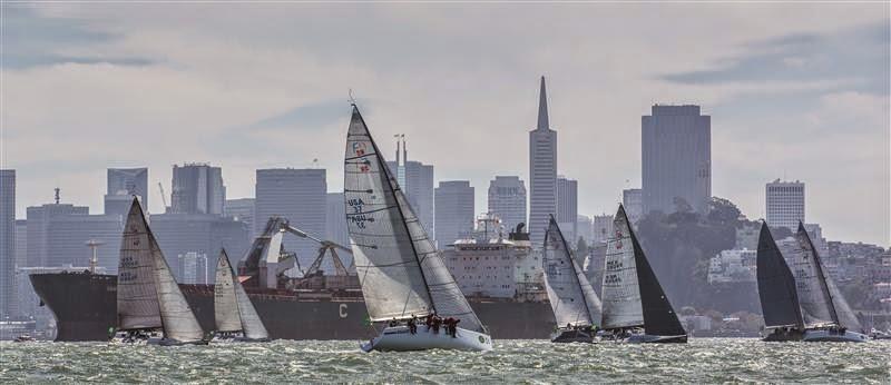La Flota Rolex Farr 40 Regresa A San Francisco VELAS Amp VIENTOS Magazine