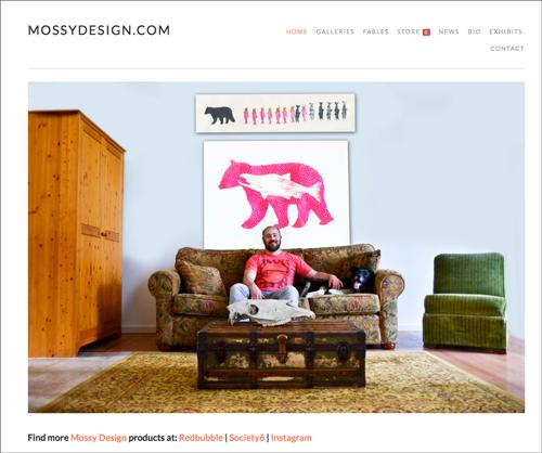 mossydesignweb