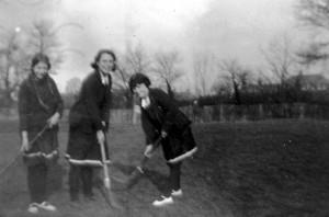 1933 Hockey