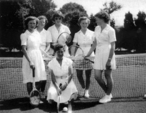 1940s Tennis 4A