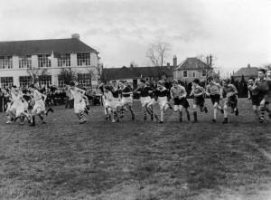 1955   start of race